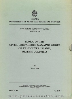 FAUNA OF THE UPPER CRETACEOUS NANAIMO GROUP OF VANCOUVER ISLAND, BRITISH COLOMBIA