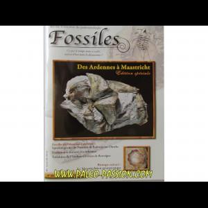 revue FOSSILES n°24 - octobre novembre decembre 2015
