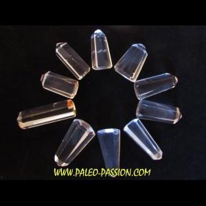 pointe quartz poli