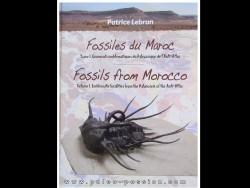 Fossiles du Maroc - Volume 1 : Gisements emblématiques du Paléozoïque de l'Anti-Atlas