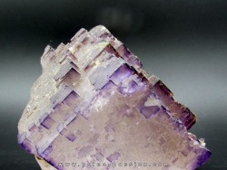 purple Fluorine from Morocco