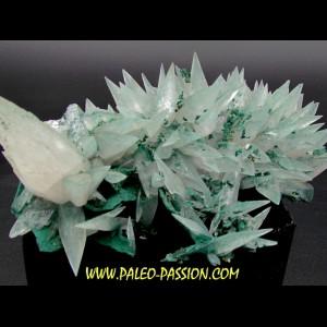 calcite verte - Rio Grande do Sul Soledade - Bresil