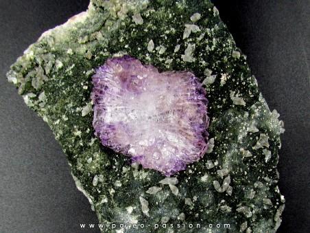 Quartz Amethyst - Karur, Tamil Nadu, INDES