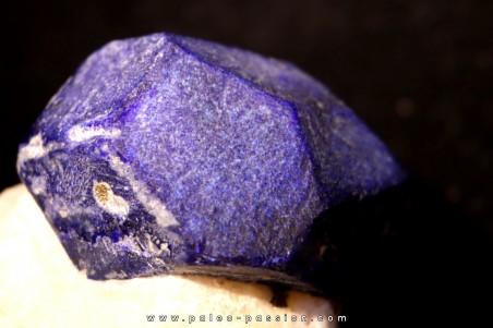 Hauyne, var lapis lazuli  Da Nagar, Pakistan