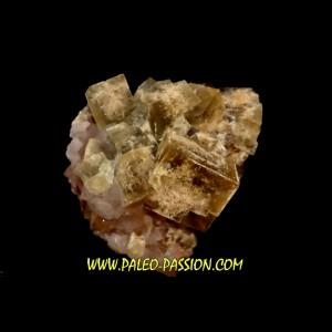 fluorine sur quartz - Le Burc - FRANCE