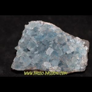 fluorine bleue  Mont-roc - FRANCE